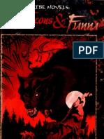 Tribe Novels III Red Talons Fianna