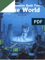 Rifts Phase World