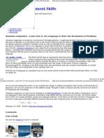 quantum linguistic