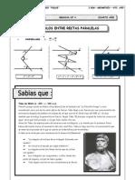 4TO-A¥O-GUIA-N§-4-µNGULOS-ENTRE-RECTAS-PARALELAS