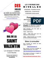 Annonces Du Pieu de Bruxelles 02-15