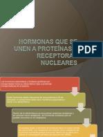 Mecanismo de Accion de Hormonas