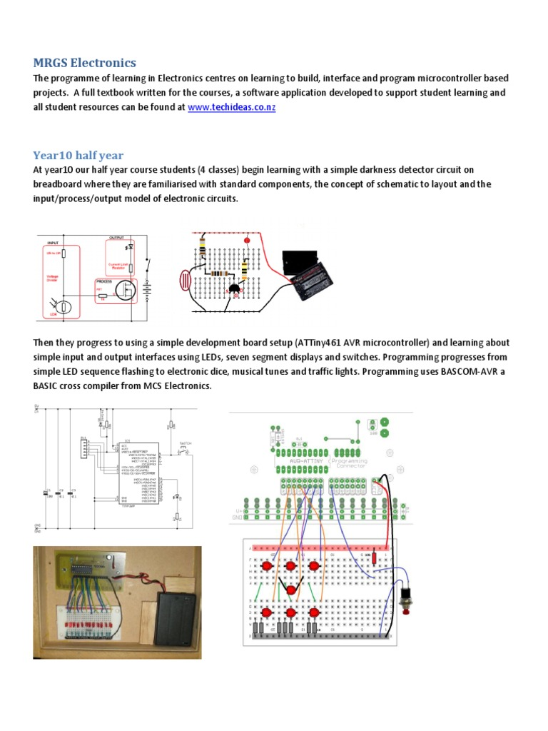 Beginners Guide To Digital Electronics Electronic Circuits Circuit Design Software