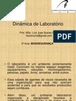 Dinâmica de Laboratório