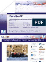 """Derk van Ree - """"Technologies for the cost-effective Flood Protection of the Built Environment"""""""