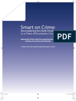 DPIC report Smart on Crime