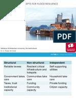 "Rutger de Graaf - ""Innovative Concepts for Flood Resilience"""