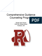 comprehensive guidance program in one doc