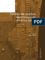Gestion de Residuos en America Latina