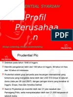 Presentasi PRUSyariah