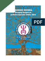 Zbornik-Savremena psihoterapija kao nova interdisciplinarna nauka o čovjeku i epigenetika...