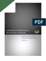 Constructivismo en la educación superior