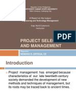 04. Project Selection and Management