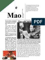 Mao Newspaper