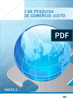 Relatório de Comercio Justo parte 2