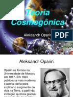 _Teoria Cosmogonica