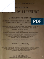A Comprehensive Treatise on Perfumery