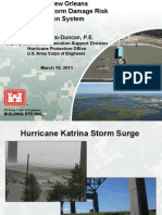 "Angela Desoto-Duncan - ""Greater New Orleans Hurricane and Storm Damage Risk Reduction System"""