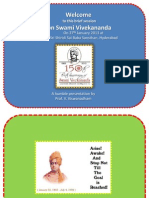 2013Jan27 - Inspiring Thoughts of Swami Vivekananda - Sri Shiridi Sai Baba Sansthan, Shivam Road, Hyderabad - [ Please download and view to appreciate better the animation aspects ]