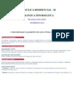 Fafa-018 - Hidraulica Residencial - 01
