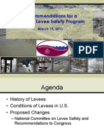 """Bob Turner - """"Recommendations for a National Levee Safety Program"""""""