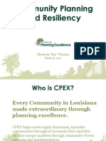 "Boo Thomas - ""Community Planning and Resiliency"""