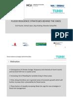 "Gehad Ujeyl - ""Flood Resilience Strategies Behind the Dikes"""