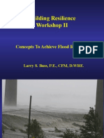 "Larry Buss - ""Concepts to Achieve Flood Resilience"""