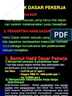 Hak2 Dasar Pekerja