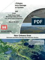"Mike Park - ""Greater New Orleans Hurricane and Storm Damage Risk Reduction System"""