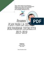 Plan Socialista