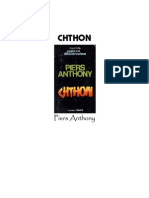 Chthon - Piers Anthony