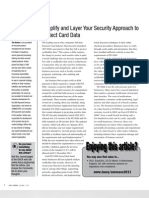 Simplify and Layer Your Security Approach to