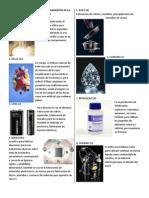 APLICACIONES PRÁCTICAS DE LOS ELEMENTOS DE LA TABLA PERIÓDICA