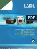 BCRL-01 Controles Para Refrigeracion Carel