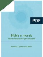 98592374 Bibbia e Morale Radici Bibliche Dell Agire Cristiano