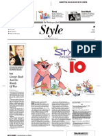 Style Invitational 10th-Anniversary Retrospective,  The Washington Post (Page 1 of 3)