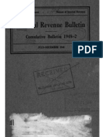 Bureau of Internal Revenue Cumulative Bulletin 1948-2