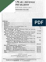 Internal Revenue Service Cumulative Bulletin 1955-1