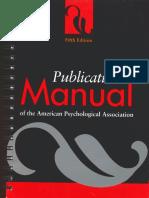 Manual de Estilo de Publicaciones (Apa). (2)