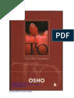 Osho -Tao Los Tres Tesoros Vol 3