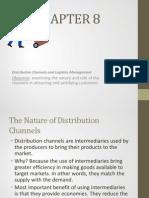Distribution Channels and Logistics Management