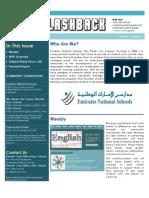 myp newsletter 1 semester 1 2012 - 2013