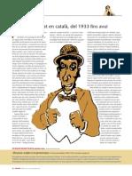 El cinema doblat en català, del 1933 fins avui