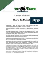 Castaneda, Carlos - Charla en Phoenix
