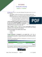 Suclock User Manual - English - V1.1 - 11 Apr 2011