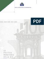BCE - Politica Monetaria 2004