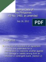 Insurance Law 2