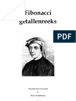 Fibonacci Getallenreeks