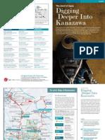 Digging Deeper Into Kanazawa  Brochure